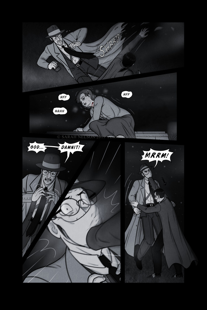 Chapter 11, Page 35: Caught