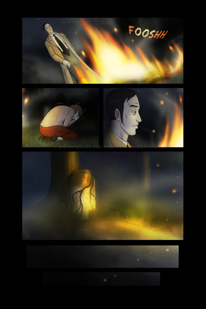 Chapter 11, Page 46: At Peace
