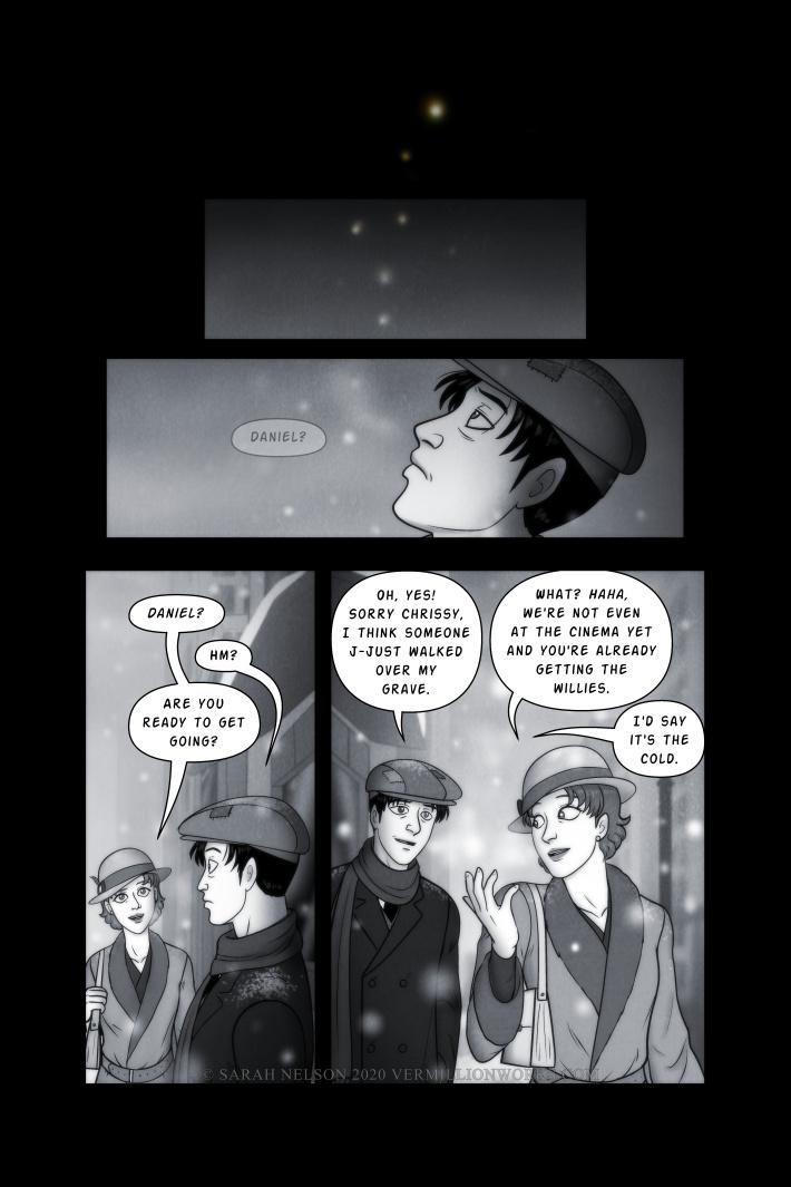 Epilogue, Page 1: A Winter Long Past