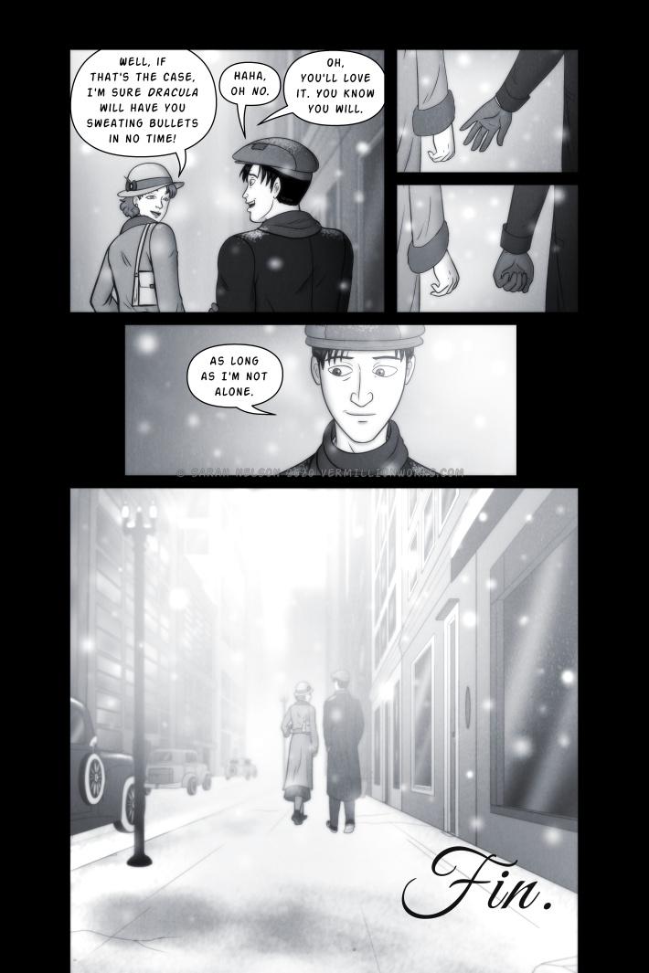 Epilogue, Page 2: Fin.