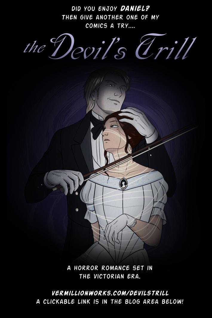 """""""The Devil's Trill"""" New Comic"""